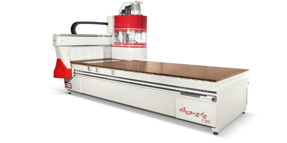 SD-Italy - Augusta F300 - Cnc machining centre