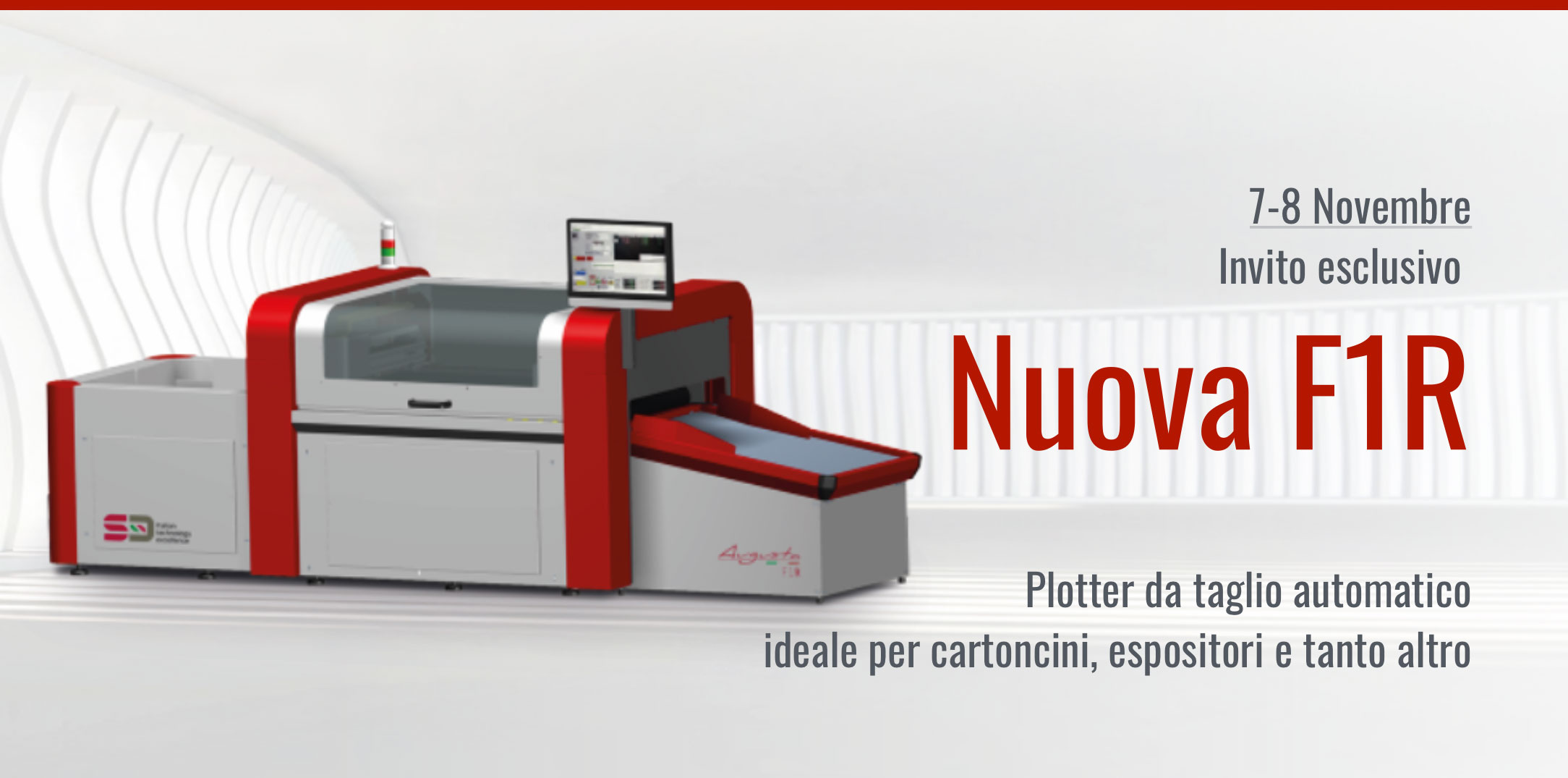 NUOVA F1R – Presentazione ufficiale