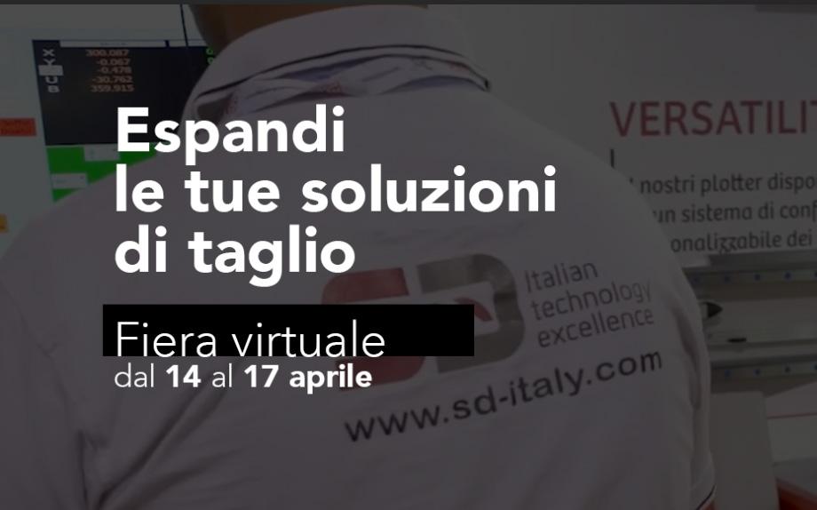 Fiera virtuale dal 14 al 17 aprile