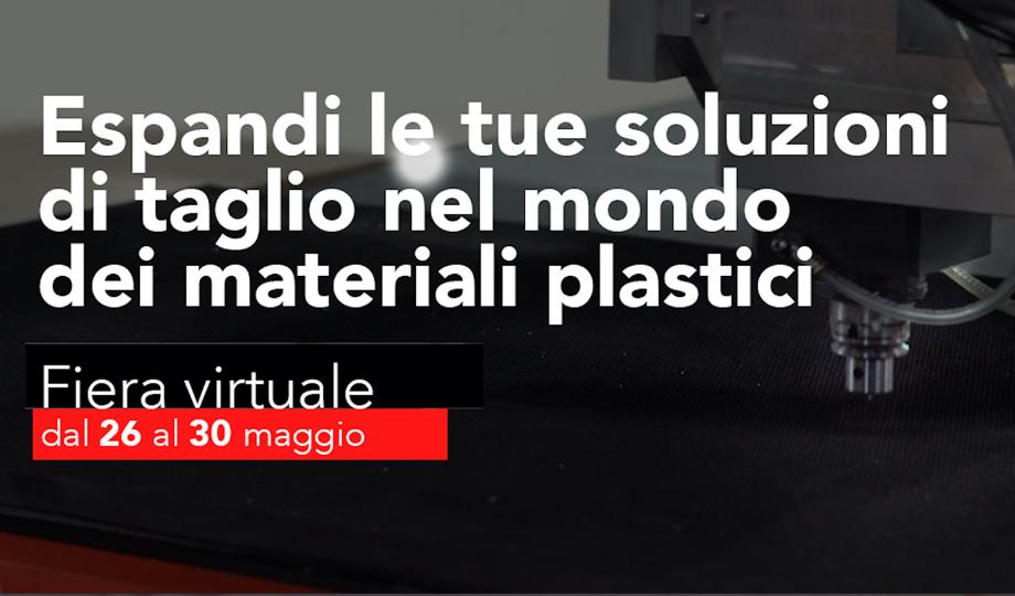 FIERA VIRTUALE DEDICATA AL MONDO DELLA PLASTICA