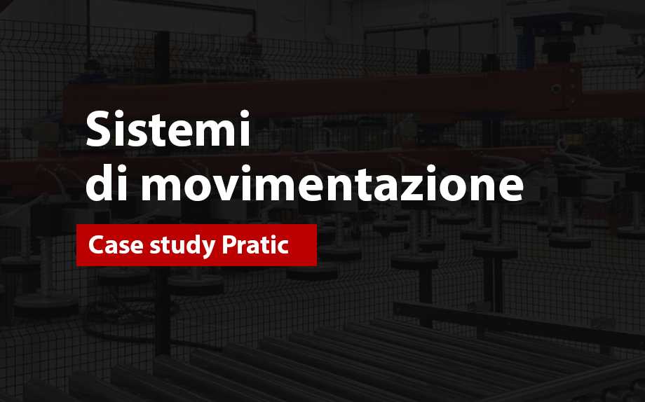 CASE STUDY PRATIC | SISTEMA DI MOVIMENTAZIONE